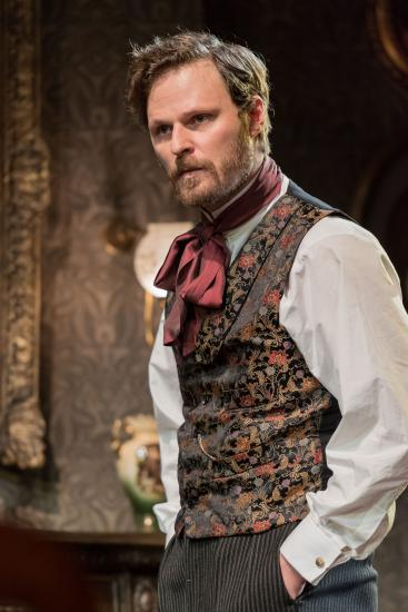 Rupert Young in Gaslight