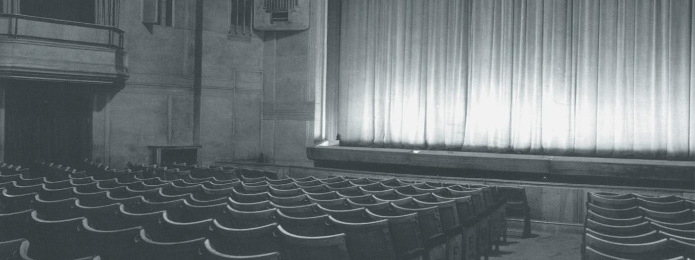 1936 Auditorium photo