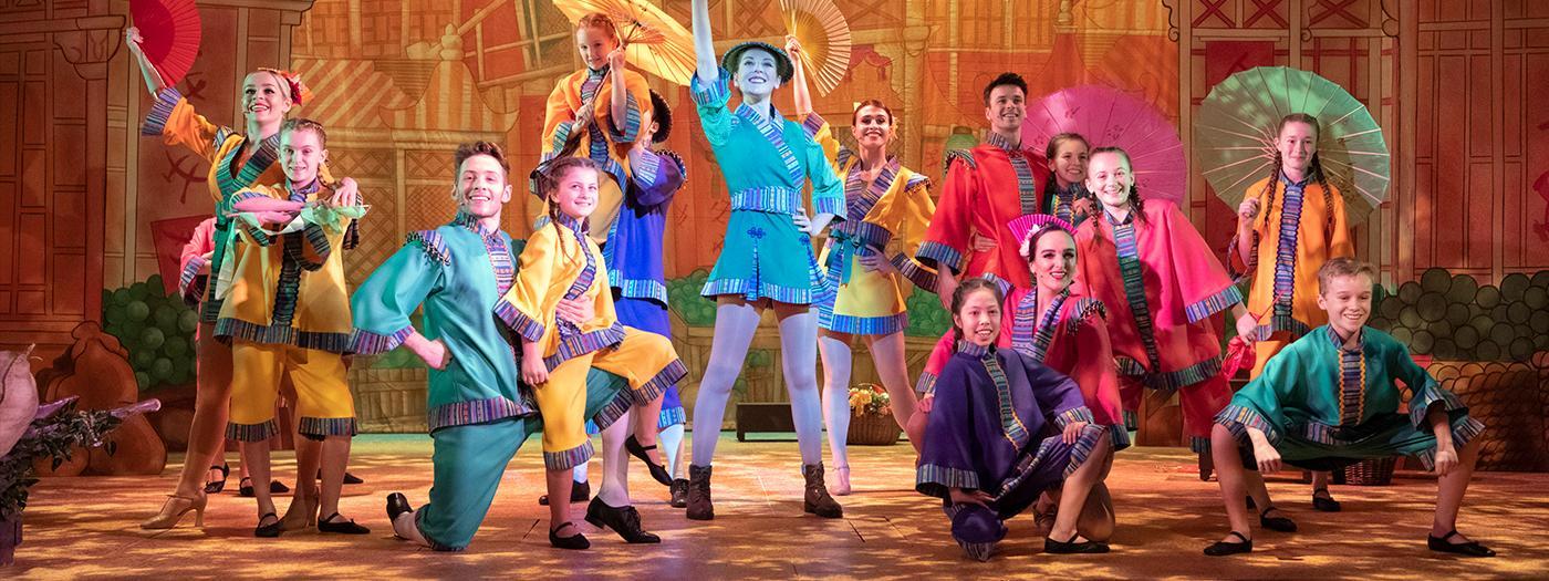 Panto Babes auditions | Cambridge Arts Theatre