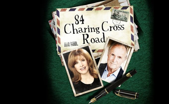 Faces of Stefanie Powers and Clive Francis