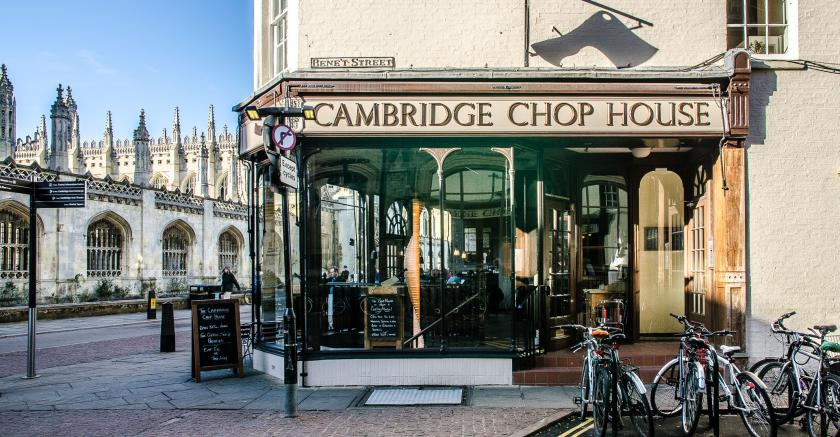 Cambridge Chop House