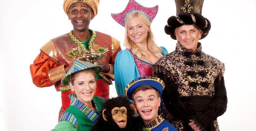 Aladdin Sab Tv Cast 2019