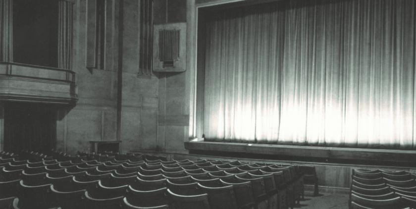 Old auditorium
