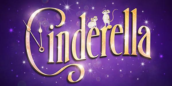 Cinderella title treatment