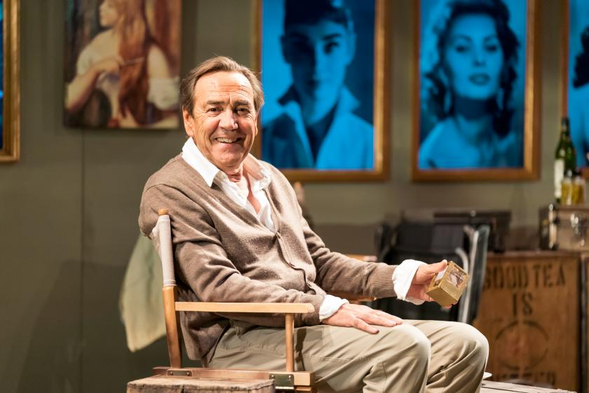 Robert Lindsay as Jack Cardiff