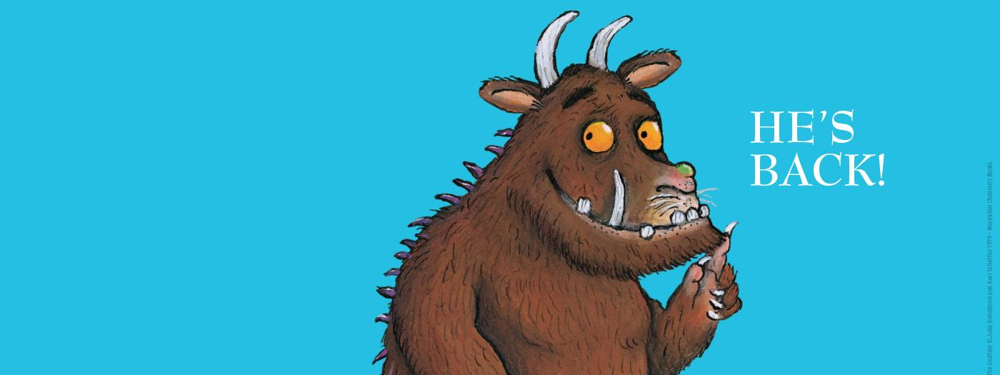 The Gruffalo - He's back!