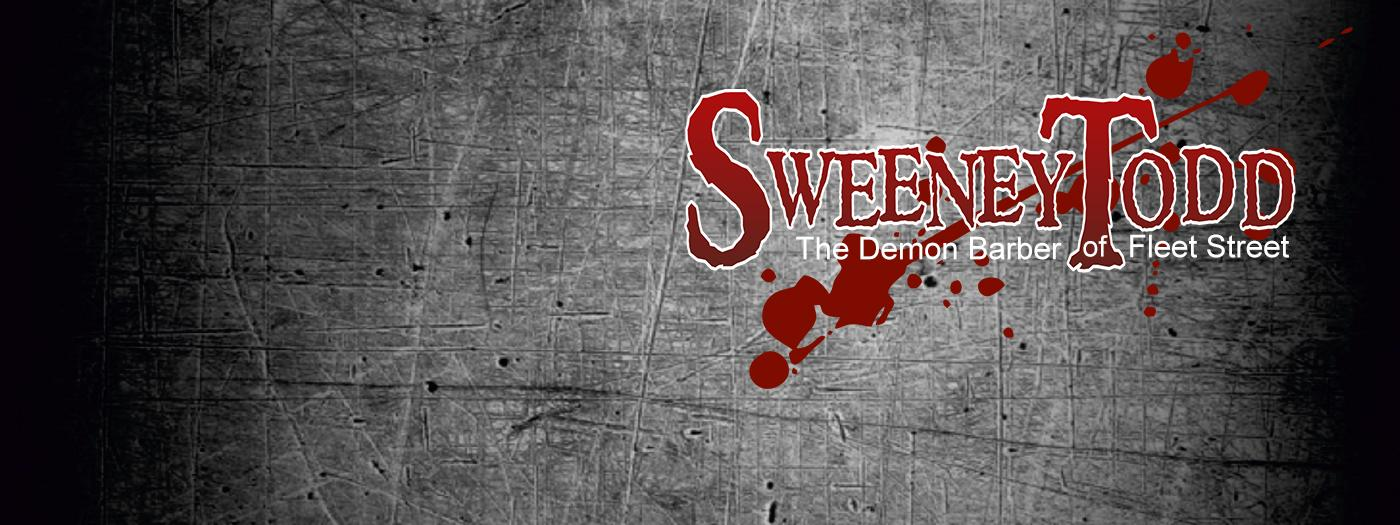 Sweeney Todd title