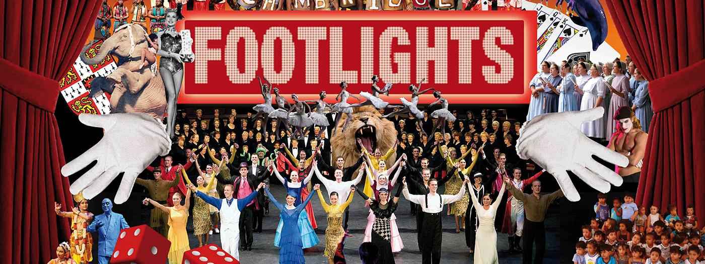 Footlights title artwork