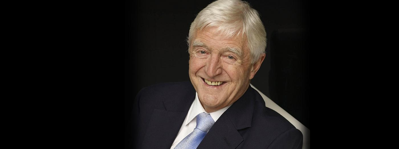Michael Parkinson's headshot